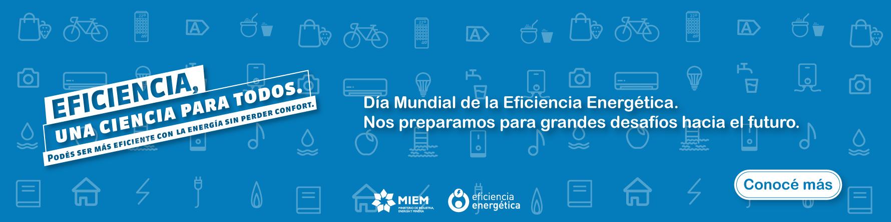 Día Mundial de la Eficiencia Energética 2019