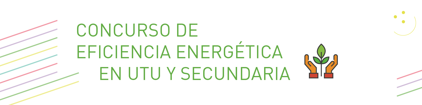 Concurso eficiencia energética en UTU y Secundaria 2017
