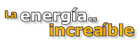 La energía es increaíble (estudiantes)