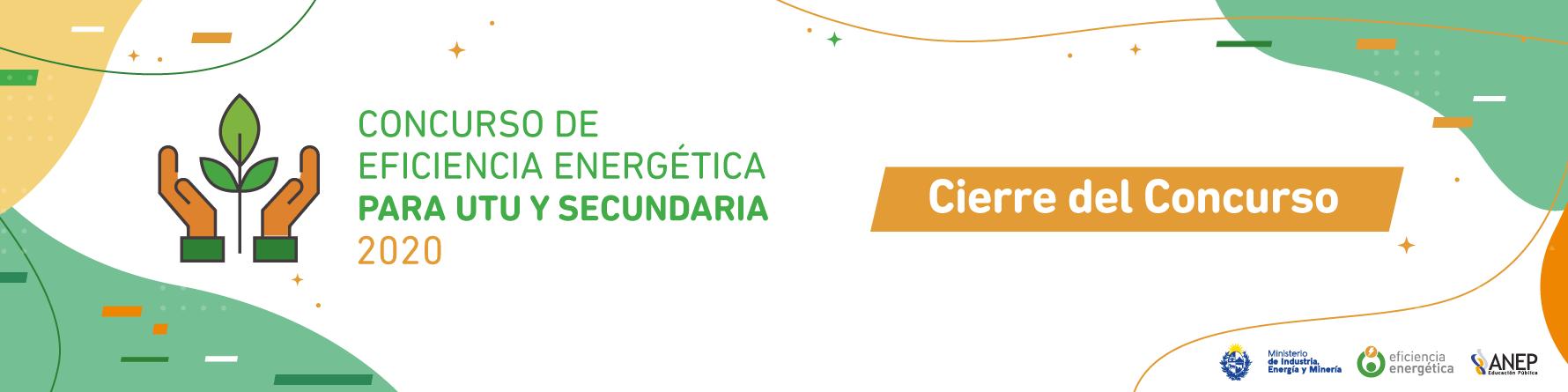 Cierre de Concurso de Eficiencia Energética para UTU y Secundaria